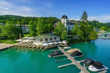 Hotel Schloss Seefels - © Gert-Steinthaler