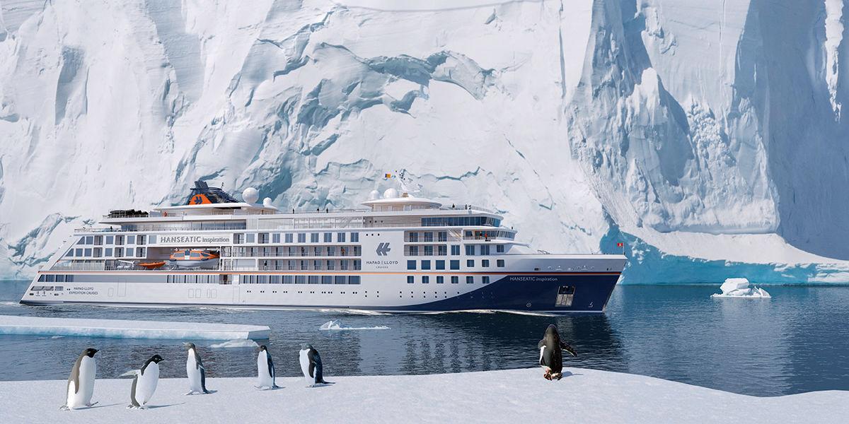 Luxuskreuzfahrtschiff