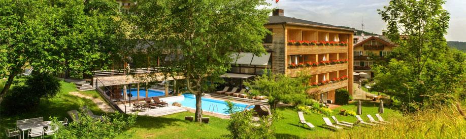 Chesa Valisa Naturhotel ****