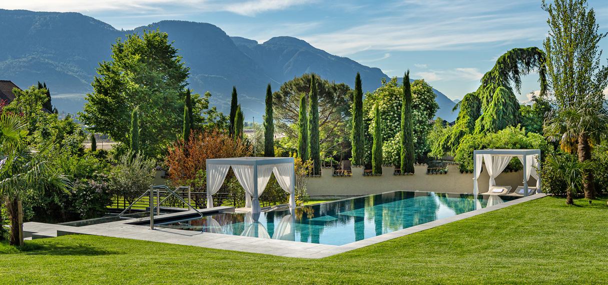 Fayn Garden Retreat ****s