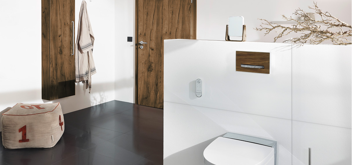 Geberit Dusch-WC