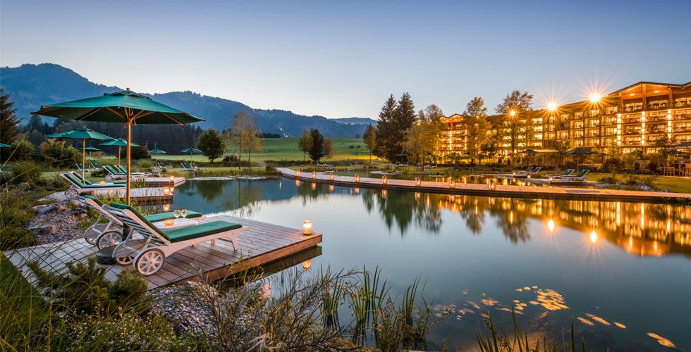 Sonnenalp Resort *****s